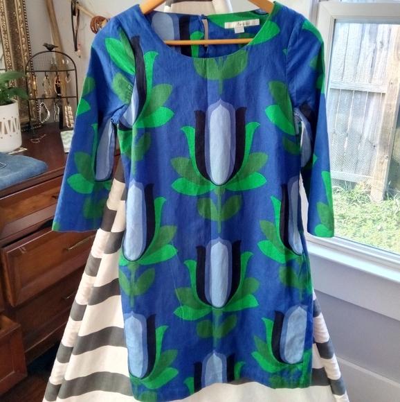 Boden Dresses & Skirts - Boden Shift Dress with POCKETS!
